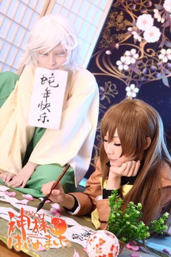 Mizuki & Nanami   Kamisama Hajimemashita #cosplay #anime