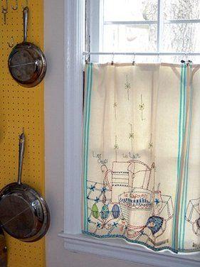 ミシン無し簡単カーテンの作り方まとめ 縫わずにおしゃれカーテン ... 手作りカーテン