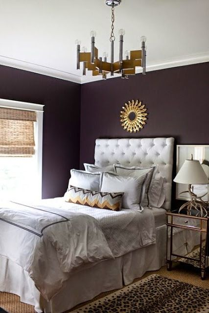 Best 25+ Eggplant bedroom ideas on Pinterest | Bedroom color ...