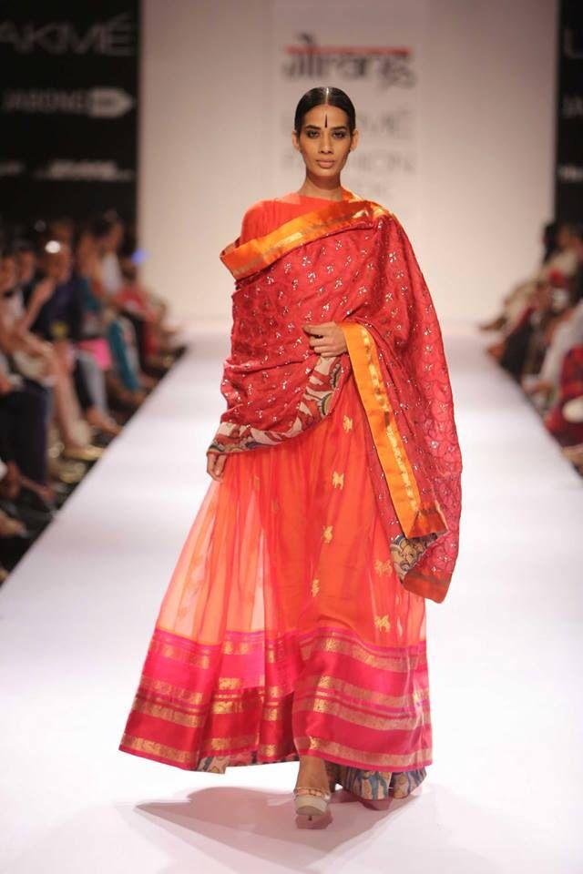 Gaurang Shah Collection LIFW-2014