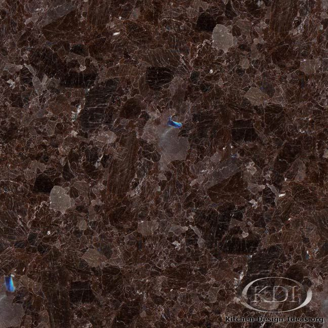Dark Brown Granite Colors : Images about home remodel granite on pinterest