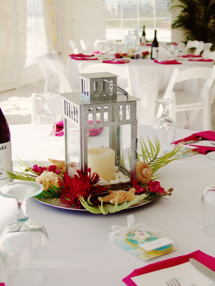 FL Beach Weddings Package Featuring Beach Ceremony And Reception Under A  Private Tent, Luau Show, Buffet Dinner, Bar Station And Full Decor Package.