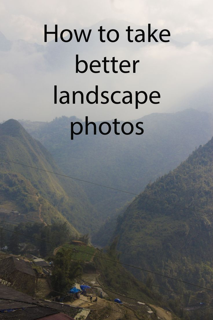 Want to take better landscape photos? Check out this guide! http://aworldofbackpacking.com/uk/tips-til-tage-bedre-landskabsbilleder/