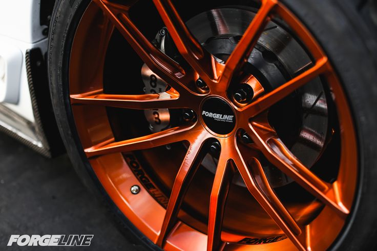 """D&Z Customs' """"DZ06"""" is powered by a 630HP Lingenfelter LS7 with a Bowler TR6060 trans and rides on RideTech coilovers, Wilwood Disc Brakes, and Nitto NT05 tires on Forgeline 1pc forged monoblock AR1 wheels finished in Transparent Copper. See more at: http://www.forgeline.com/customer_gallery_view.php?cvk=1453  #Forgeline #forged #monoblock #AR1 #notjustanotherprettywheel #madeinUSA #Chevrolet #Chevy #Corvette #C5 #Z06 #SEMA2015 #SEMAShow"""