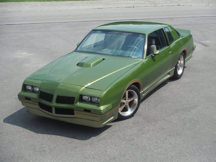 pontiac grand prix custom restomod