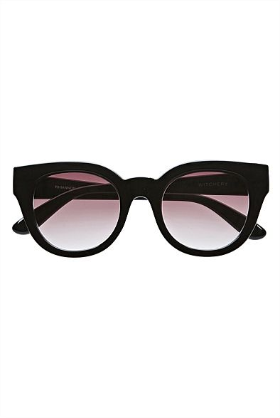 Rhiannon Cats Eye Sunglasses  #WITCHERYSTYLE