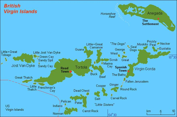 The British Virgin Islands bring royalty to their doorsteps for every tourist that visits this regio...