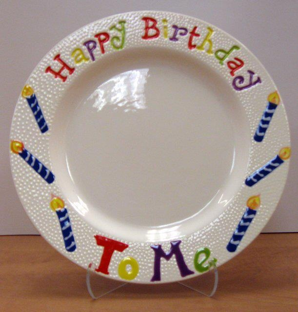 20 best Happy Birthday Ceramic Plate images on Pinterest | Ceramic ... 20 Best Happy Birthday Ceramic Plate Images On Pinterest Ceramic & Cool Happy Birthday Plate Ceramic Photos - Best Image Engine ...