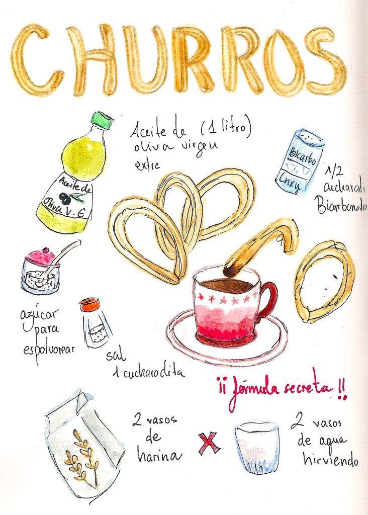 Churros churretes https://www.pinterest.com/source/gastroandalusi.com/