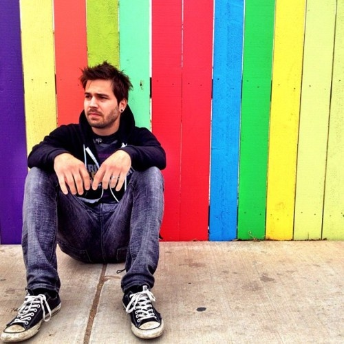 Charles Trippy. All my thoughts are out for him and his wife who are going through separation.