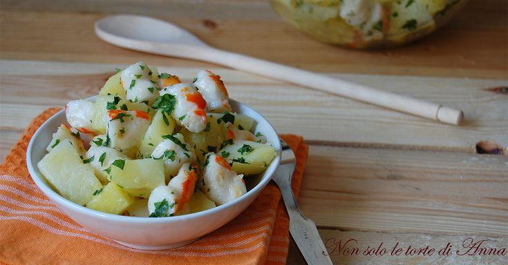 Insalata+di+polpa+di+granchio+e+patate