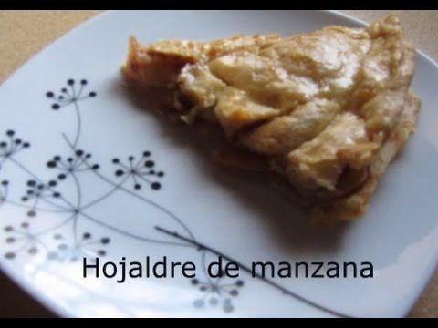 Tostada francesa con compota de manzana - YouTube