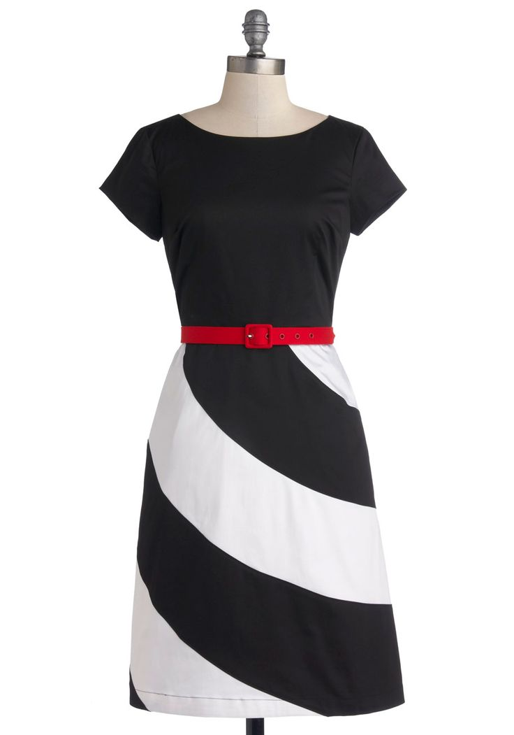 Poetry in the Plaza Dress, @ModCloth