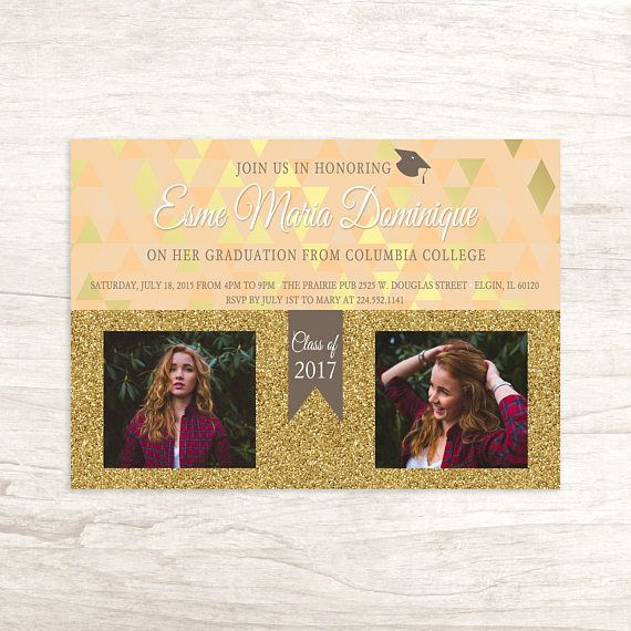 10 best Graduation Invitations images on Pinterest Graduation