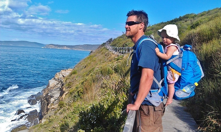 Coastal Walk in Bouddi National Park, Central Coast, NSW, Australia - one of our #hooroo #SecretSpots in Oz. Lovely 8km walk has rugged coastline, migrating whales, quiet beaches, shady rainforests, and rarely a person in site.