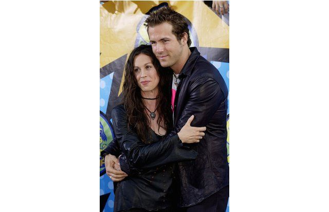 33. Ryan Reynolds and Alanis Morissette - 2002 to 07