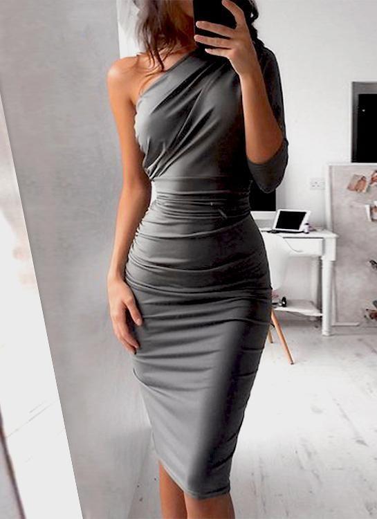 Dolly Elegant Bodycon Dress - Posh Fashion Girls 9da99547b780