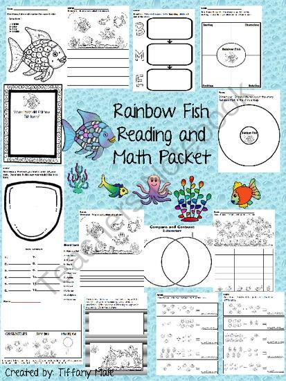 1000 ideas about rainbow fish activities on pinterest for Rainbow fish lesson plans
