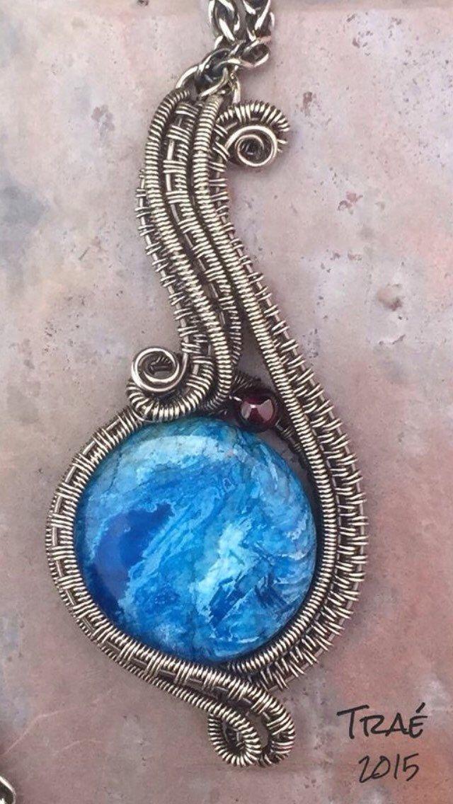 400+ best Jewelry - Wire weaving images by Nadja Spielmann on ...