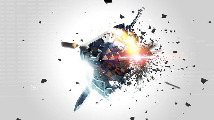 Zelda - HD Vektorgrafik - ForWallpaper.com
