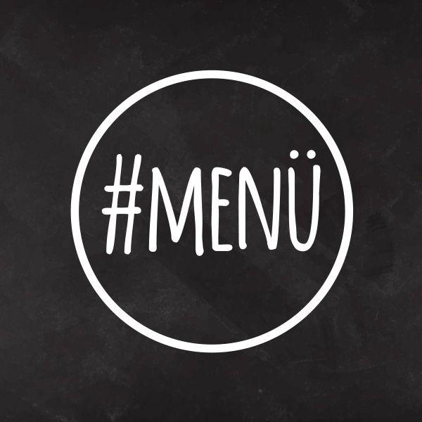 Full branding Menü / fine food restaurant