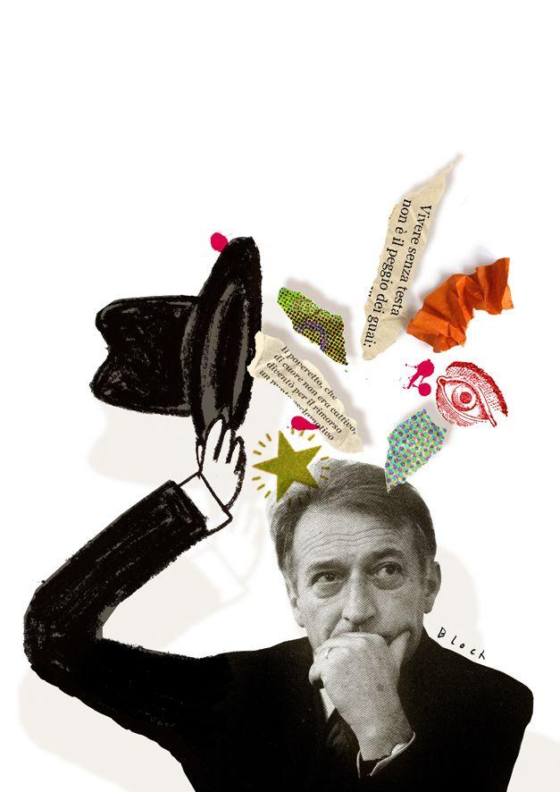 """Gianni Rodari nacque ad Omegna il 23 ottobre 1920. Nel 1937 si diplomò come maestro. Si dedicò all'insegnamento,proponendo un metodo didattico divertente e coinvolgente, in cui i bambini potevano dare libero sfogo alla loro fantasia. Si avvicinò alla Resistenza e al PCI. Nel 1947 curò la rubrica """"La domenica dei piccoli"""" su """"L'Unità"""", dove pubblicò le sue prime filastrocche. Nel 1950 diresse """"Il pioniere"""". Dal 1960 iniziò ad occuparsi di scrittura per l'infanzia. Morì a Roma il 14 aprile…"""