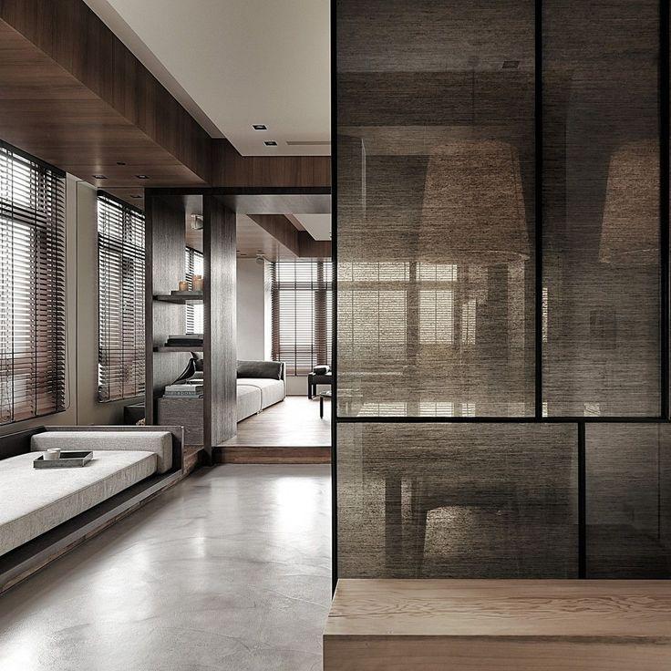 Screen Wall In 2020 Home Room Design House Design Modern Kitchen Design