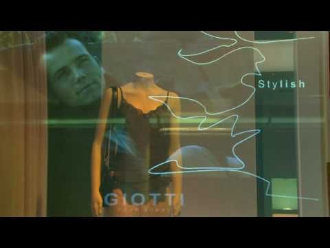 Transparent Interactive Shopping Window. great development by Philips. via YouTube