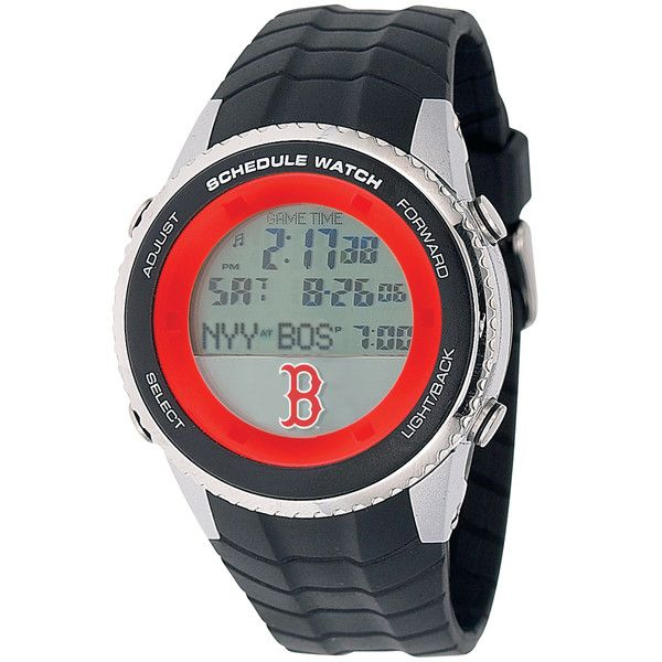 "MLB Boston Red Sox ""B"" Men's Schedule Watch"