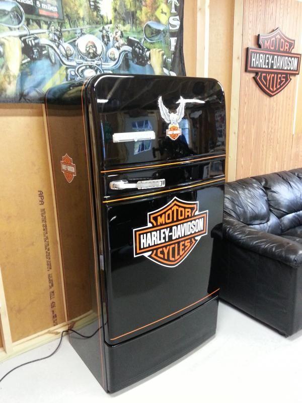 Ultimate Harley Theme Man Cave Beer Cooler..   Page 2   Harley Davidson  Forums