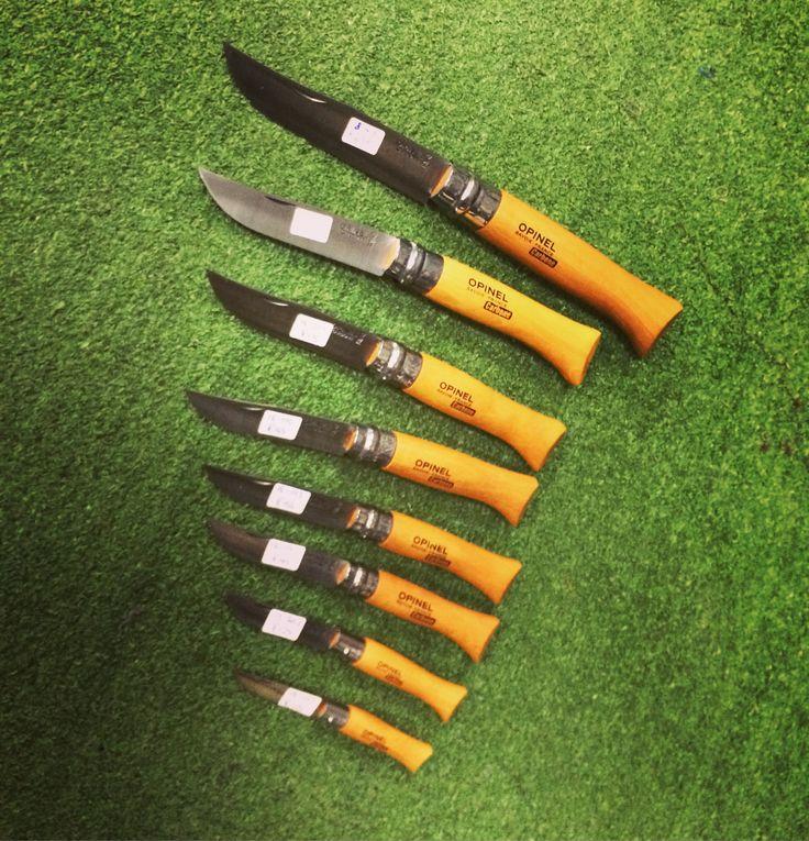 #bnt #bladesandtriggers #heidelbergmall #heidelberg #carbonesteel #stainlesssteel #opinel #opinelknife #greatknife #12sizes #bigtosmall #plenty #getyourstoday #2016 #september #favoritestore #usefull #greatblades #wood #woodenhandels #easytouse #frenchmade #french #quality #affordable #sharp #sharpened