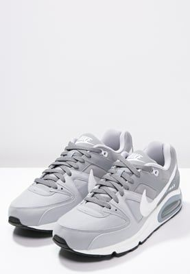 Köp Nike Sportswear AIR MAX COMMAND - Sneakers - wolf grey/white/black för
