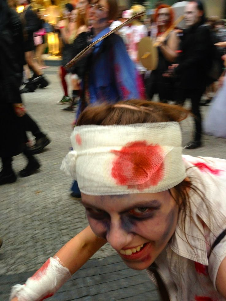 FROM CULTURE AND COUNTERCULTURE: PRAGUE FULL OF ZOMBIES