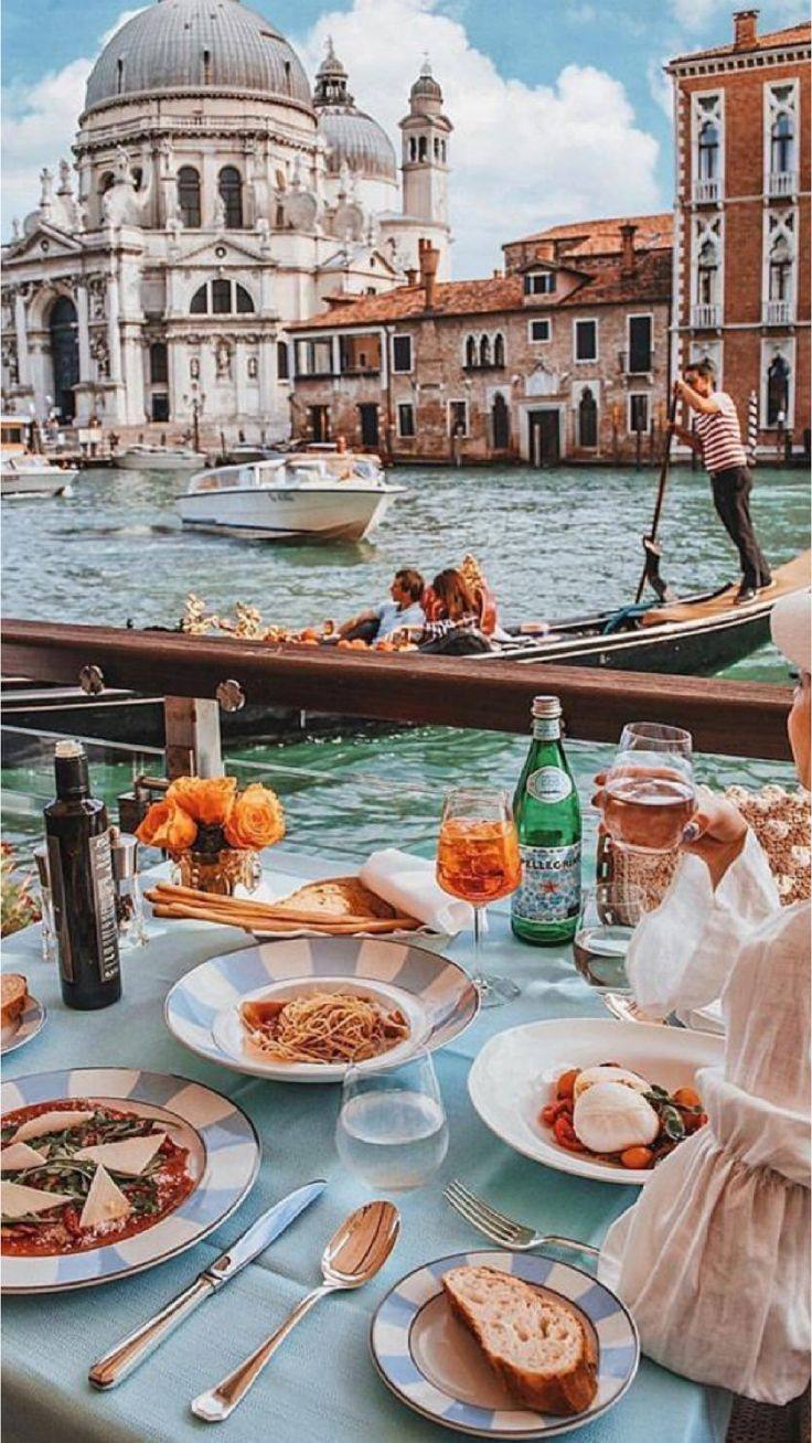 Travel Destinations in Europe, Venice Italy