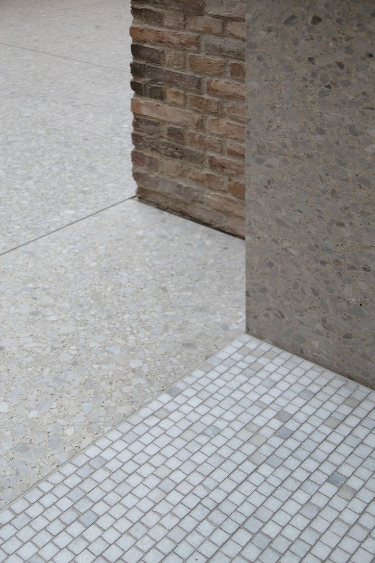 material detail interaction / Neues Museum, Berlin / David Chipperfield Architects