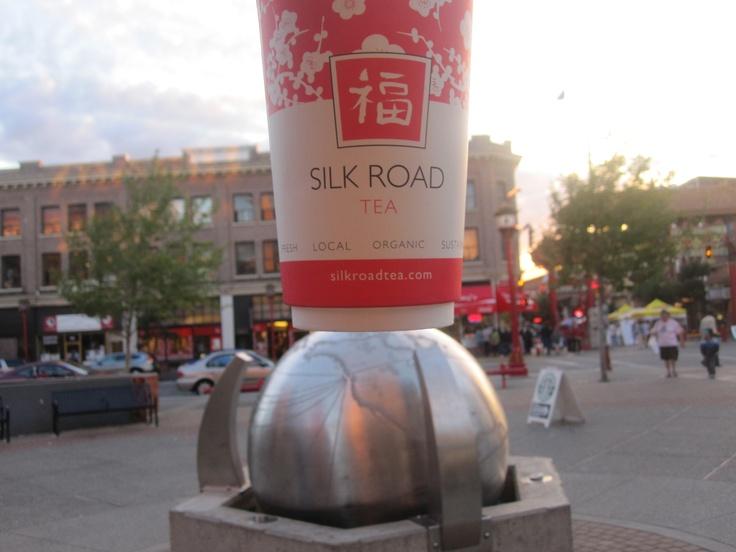 """Silk Road World Domination"" - Photo taken by Alexandra"