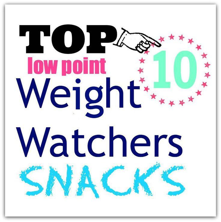 Top 10 weight watchers snack ideas from fynesdesigns.com