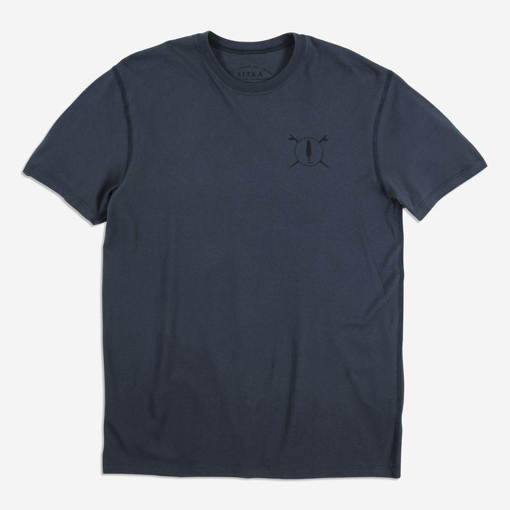 M Organic Surf Co. T-shirt