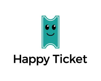 Logo Design - Happy Ticket