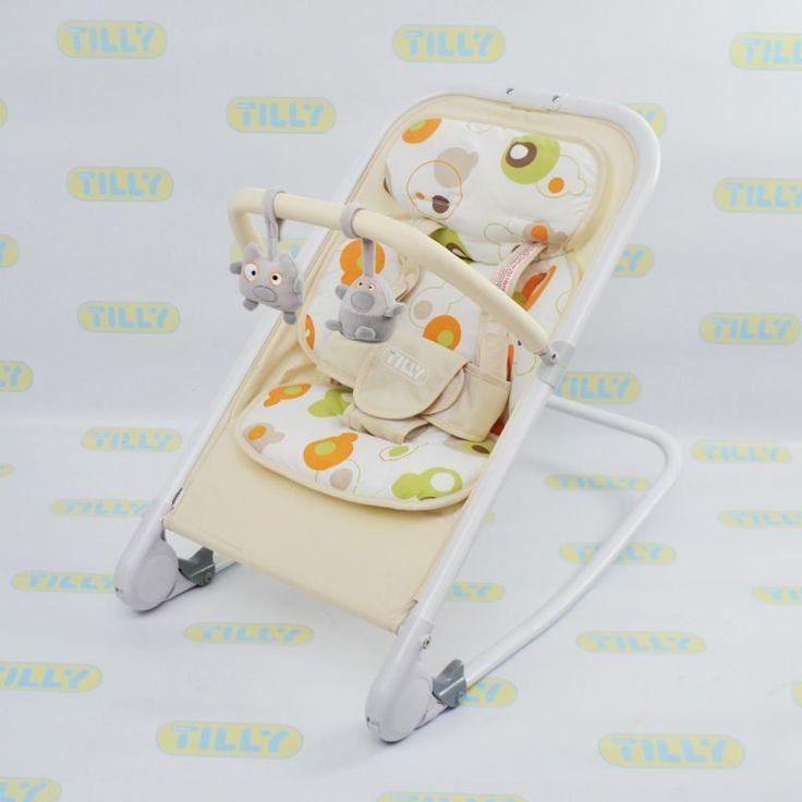 Детский шезлонг-качалка Baby Tilly BT-BB-0005 Beige  Цена: 39 AFN  Артикул: BT-BB-0005 Beige  Такая вещь, как шезлонг-качалка TILLY BT-BB-0005, станет лучшим помощником для молодых родителей, ведь в нем будет комфортно и интересно как новорожденному ребенку, так и подросшему малышу.  Подробнее о товаре на нашем сайте: https://prokids.pro/catalog/detskaya_mebel/kresla_kachalki_shezlongi/detskiy_shezlong_kachalka_baby_tilly_bt_bb_0005_beige/