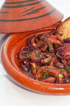 Appunti di cucina di Rimmel: Polipetti alla Luciana