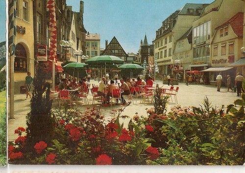 BAD Kissingen 1975 Postcard 0393 | eBay