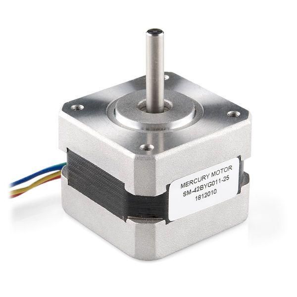 Picture of Arduino Stepper Motors