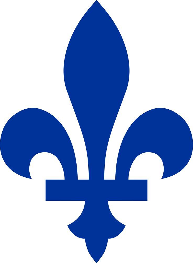 Drapeau fleurs de lys, origines De nos jours, on peut souvent remarquer que  la fleur de lys orne un certain nombre de pavillons comme le drapeau royal  de la