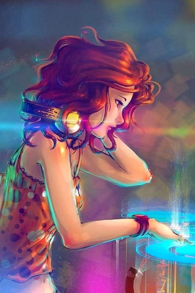 Awezome dj girl