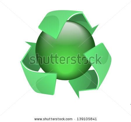 Green sphere inside recycling symbol   Keywords abstract, arrow, background, clean, concept, conservation, design, earth, eco, ecological, ecology, environment, environmental, environmentalism, global, globe, green, icon, illustration, isolated, map, natural, nature, planet, protect, protection, recyclable, recycle, recycled, recycling, save, sign, sphere, symbol, vector, white, world