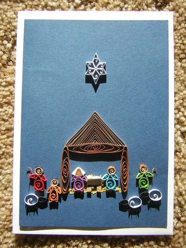 Christmas Quilling