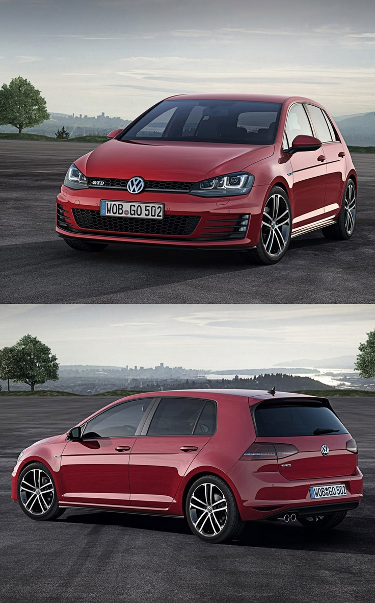 2013 vw golf gtd