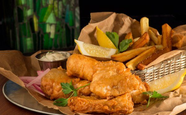 8 best washington fish fry guide images on pinterest for Irish fish recipes
