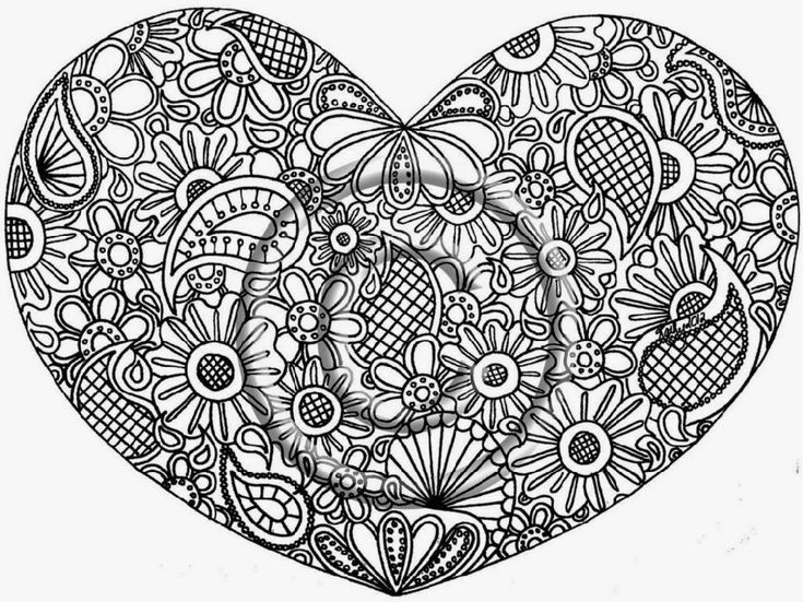 102 best Adult Colouring ZenPatterns images on Pinterest
